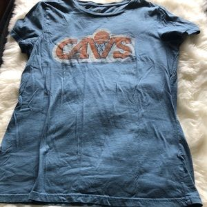 Cleveland Cavaliers women's Adidas top